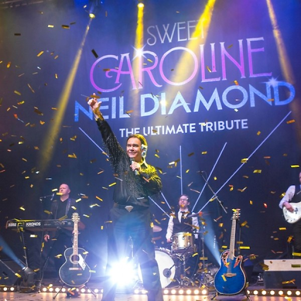 Sweet Caroline, The ultimate tribute to Neil Diamond in De Meenthe Steenwijk